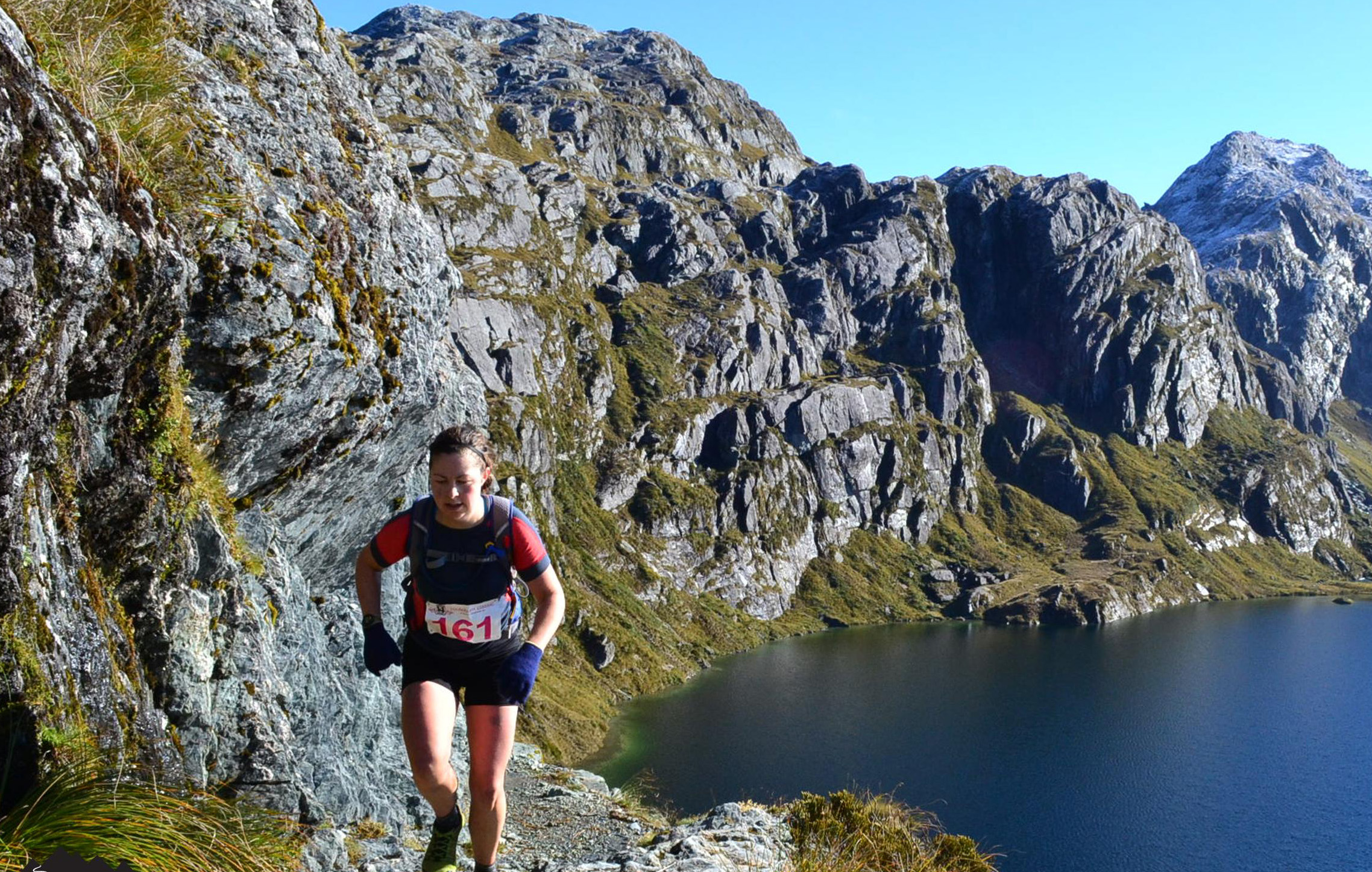 Torpedo7 athlete Fiona Dowling knows the benefits of running with a pack as she tackles the Routeburn Classic
