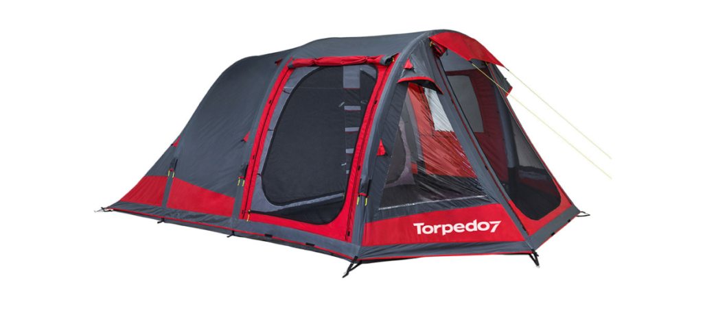 Torpedo7 Air Series 500 Inflatable Tent